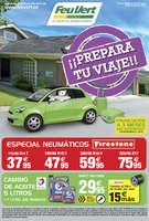 Ofertas de Feu Vert, ¡¡Prepara tu viaje!!