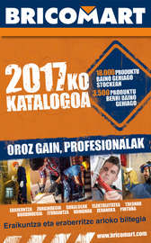 2017 ko katalogoa - Sestao