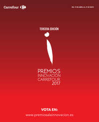 Premios Innovación Carrefour 2017