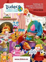 Ofertas de Dideco, Juguetes educativos y libros infantiles