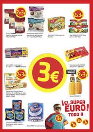 ¡El súper euro!