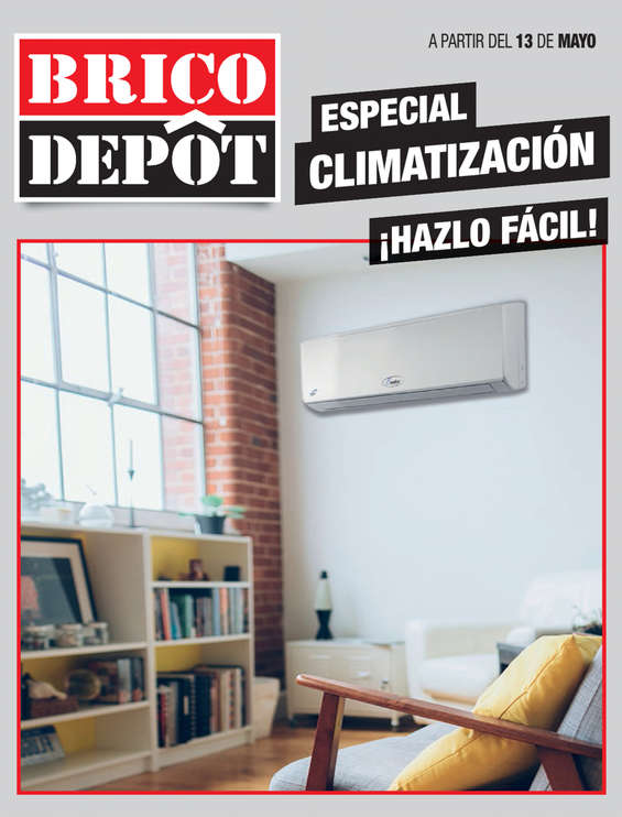 Ofertas de Bricodepot, Especial Climatización - Lleida