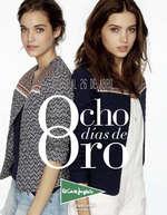 Ofertas de El Corte Inglés, 8 dias moda