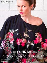 Colección Mujer. Otoño Invierno 2016-2017
