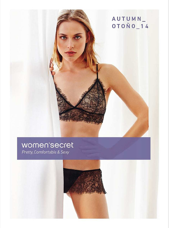 Ofertas de Women'Secret, Otoño 2014