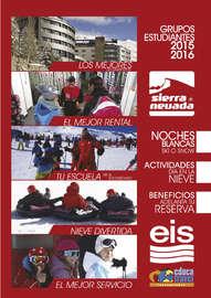 Nieve Estudiantes 2015-16