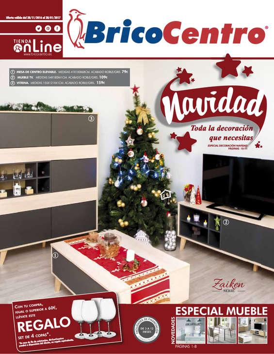 Ofertas de Bricocentro, Navidad - Tomelloso y Alcázar