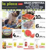 Ofertas de La Plaza de DIA, Próxima Apertura - 29 de Julio