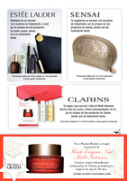 Ofertas de Passion Beauté, Revista Noviembre