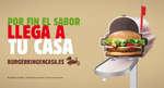 Ofertas de Burger King, Por fin el sabor llega a tu casa