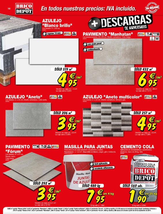 Comprar azulejos y suelos en madrid azulejos y suelos - Pintura para azulejos bricodepot ...