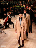 Ofertas de Burberry, Lookbook men