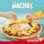 Ofertas de Telepizza, Nachos, la nueva Telepizza que se dipea