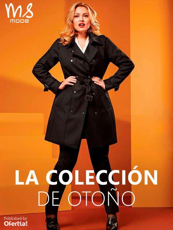 Ofertas de MS Mode, La Colección de Otoño