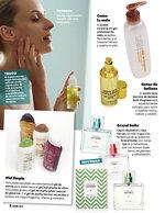 Ofertas de Mercadona, La perfumería de Mercadona. Revista Otoño