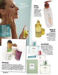 La perfumería de Mercadona. Revista Otoño