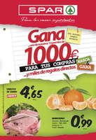 Ofertas de SPAR Gran Canaria, Gana 1.000€ para tus compras