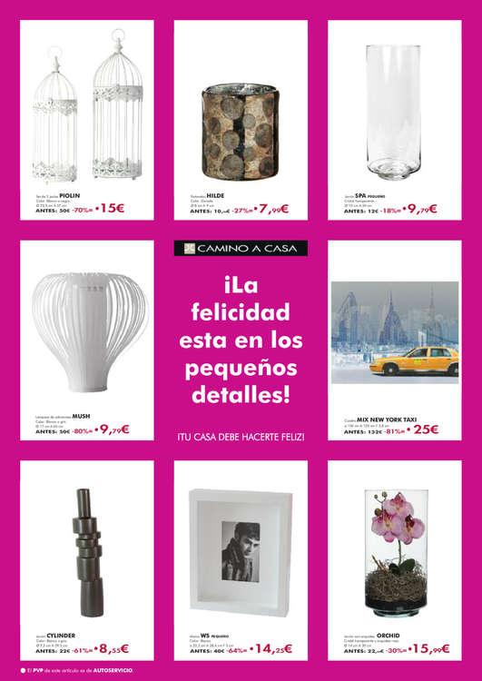 Comprar marcos barato en alcobendas ofertia for Muebles camino a casa catalogo