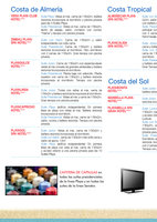 Ofertas de Nautalia, Verano 2014