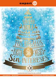 Compra tus regalos hasta en 36 meses sin intereses