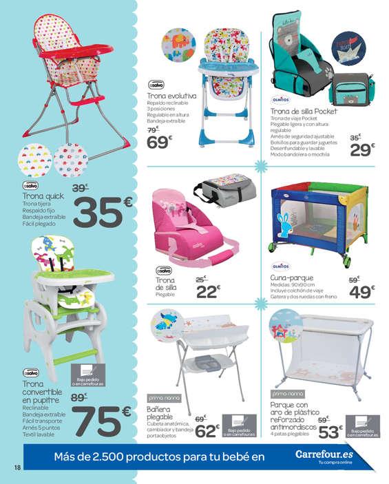 Ofertas de Carrefour, Ropa y cositas para bebés y para los que no son tan bebés
