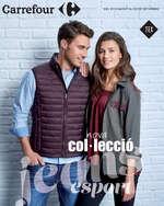 Ofertas de Carrefour, Nova col·lecció Jeans Esport