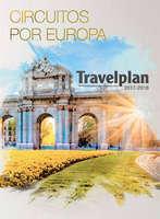 Ofertas de Travelplan, Circuitos por Europa