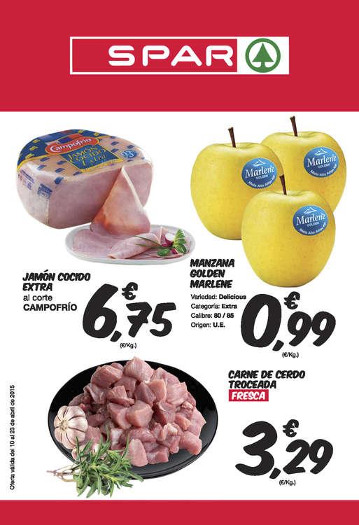 Ofertas de SPAR Gran Canaria, Ofertas Spar Gran Canaria