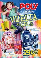 Ofertas de Poly Juguetes, Vuelta al cole 2014