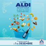 Ofertas de ALDI, Al nou ALDI de Sant Cugat, el que val molt costa molt poc
