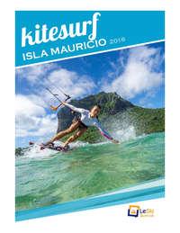 KiteSurf Islas Mauricio 2016