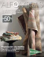 Ofertas de El Corte Inglés, Especial Alfrombras. Hasta -50%
