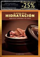 Ofertas de The Body Shop, El ritual de la hidratación