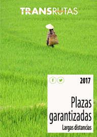 Plazas garantizadas 2017