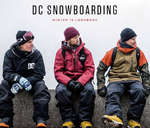 Ofertas de DC Shoes, Lookbook Winter 2016