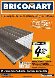 El almacén de la construcción y la reforma - Santiago de Compostela