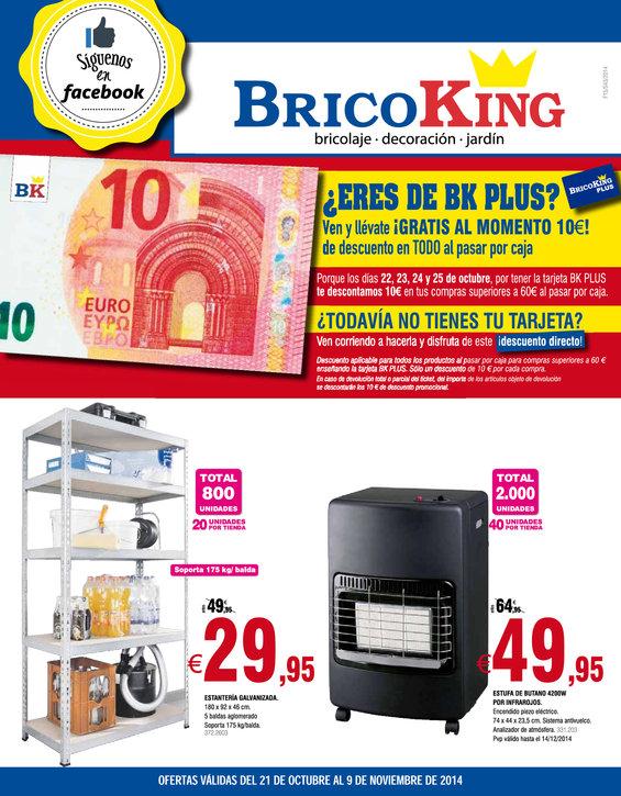 Ofertas de Bricoking, Bricolaje - Decoración - Jardín