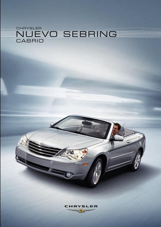 Ofertas de Chrysler, Nuevo Cabrio Sebring