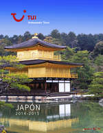 Ofertas de Linea Tours, Japón 2014-2015
