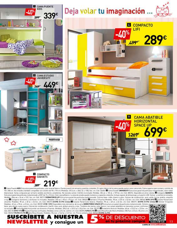 Comprar dormitorio juvenil barato en madrid ofertia for Donde comprar muebles en madrid