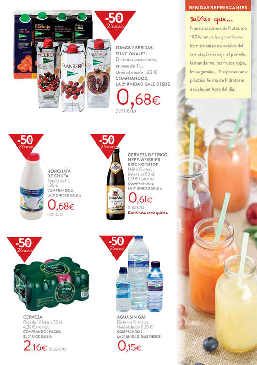 Ofertas de El Corte Inglés, Productos marca El Corte Inglés