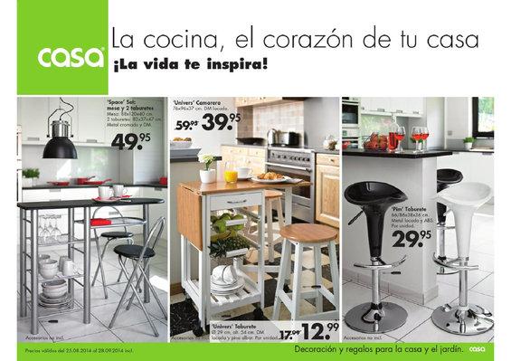 Ofertas de CASA, La cocina, el corazón de tu casa