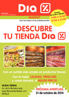 Ofertas de Dia Market, Descubre tu tienda Dia