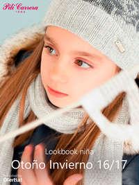 Lookbook niña. Otoño Invierno 16-17