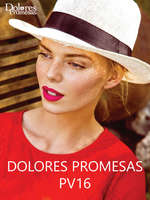 Ofertas de Dolores Promesas, Dolores Promesas PV16