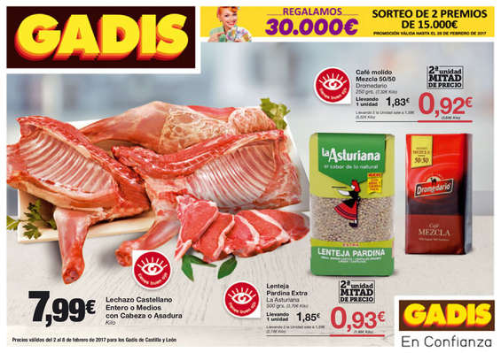 Gadis valladolid ofertas cat logo y folletos ofertia - Catalogo bricomart valladolid ...