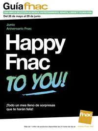 Happy Fnac to you