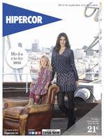 Ofertas de HiperCor, Moda otoño 2015