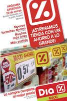 Ofertas de Dia Maxi, ¡Estrenamos tienda con un ahorro a lo grande!