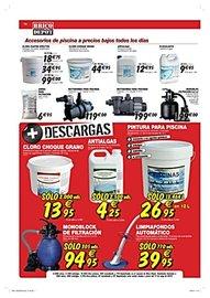 Comprar arena de silice en valencia arena de silice for Piscinas bricodepot